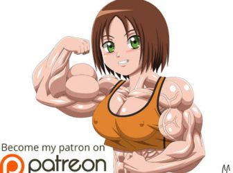 Kira Flexing Revamp Animation Test WIP [Patreon] by crosscutter