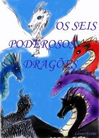 Six dragons photoshop by Leo-McCarthy