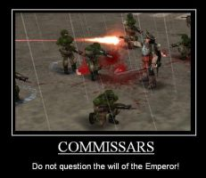Commissars by NavalAce
