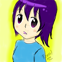 1er Dibujo Con Tablet Bamboo by PicassiOkumura