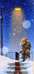 for now I am winter[and I waited for you] by liveAmmo