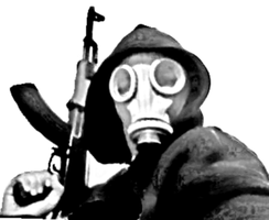 Russian Gas Mask by Kommandant56434