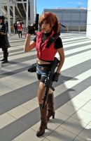 Claire Redfield Cosplay by Maspez