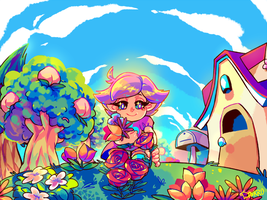 ACNL Reward by Krooked-Glasses