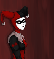 Harley's Tranquility by TwistToReality