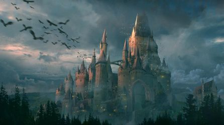 Castle of the Crow King by 2wenty