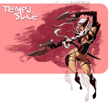 Tempo Slice by Shwann