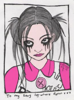 Amy Lee by graceless-girl