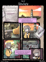 Tales of Nowhere- King of Nowhere- Page 1 by UrbanQhoul