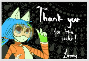 Thank you for the watch by Lirony-Quillaim
