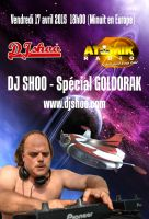DJ SHOO SPECIAL GOLDORAK 5 copy by DJ-SHOO