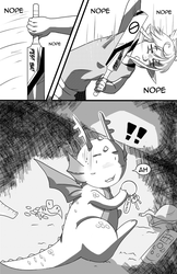 My Life as a Naga - Page 15 by NomadicStardust