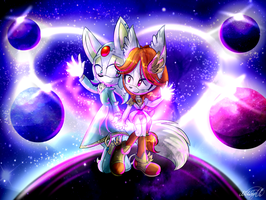 CE: Solaris x Marcia by MeLoDyClerenes
