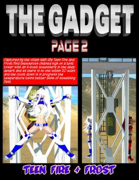The Gadget 2 by TheBadLieutenant