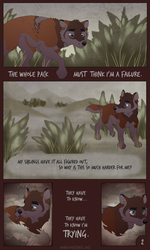 DotW: Walkabout Pg. 2 by mongoosefangs