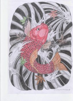 -Koi Fish- by Japanese-Koi-Fish