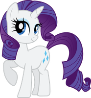 Rarity by uxyd