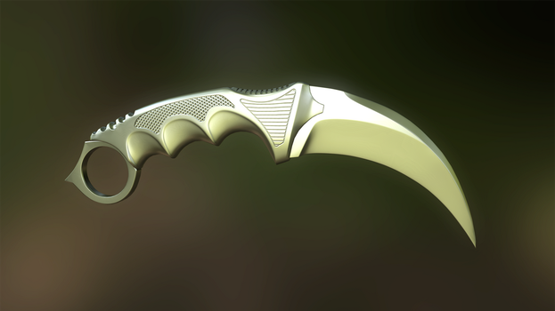 Karambit by AndreiPriss