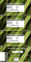 Glow Aero Theme Win10 Fall Creators by Cleodesktop