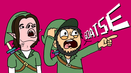 Game Grumps -Dat Looks Like Goatse! by Epicbottle
