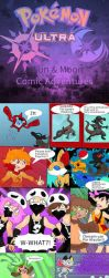 Ultra sun and moon adventures chapter 2 part 10 by Kiritost