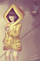 Little Nightmares collab by CosmoMoonKitty9001