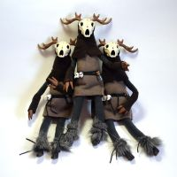 LESHEN Dolls by falauke