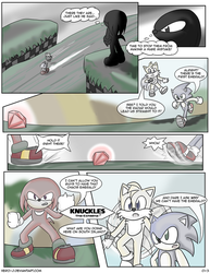 Sonic Championship Chapter 1 Page 3 by Xero-J