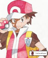 Pokemon Trainer Red 2 by TheSteveEngine