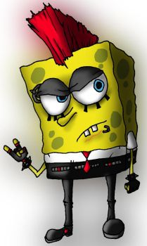 Punkbob Tightpants by EvanescentMoon