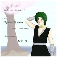 AoH :: Spring Fest Invite...? by vikifanatic