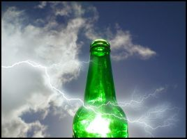 Thunder, Beer and Lightning by eRiQ