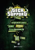 New TechSupport poster by Crittz