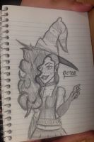 Roxy Witch by DouchNozzleDBA