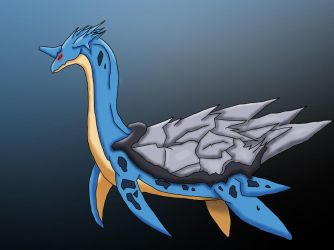 Lapras by LordMacguffin
