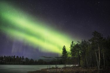 Polar lights by m-eralp