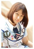 AKB48 Ponytail To Shushu Cosplay by Chimee