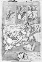 RAVAGER p.4 page 2 pencils by Cinar