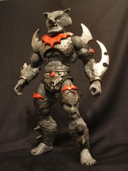 MOTUC custom War-Wolf V2 3 by masterenglish