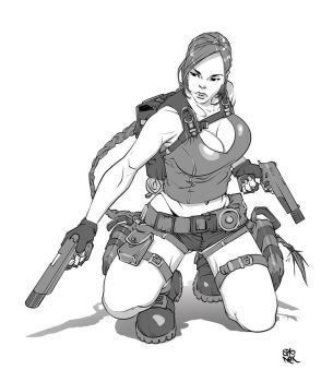 Lara by Mikolajj