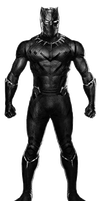 Black Panther Transparent by ggreuz