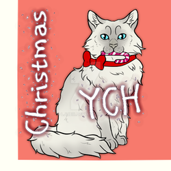 YCH Christmas [open] by Ljubiii