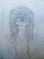 Jeff the killer by painful1