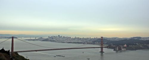 Golden Gate by unknownorl