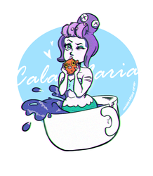 One (1) Cala Maria To Go by MariaMediaHere