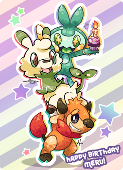 Starter Stack by Malamarvellous