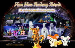 Ham Ham Academy Awards by XavierAnime