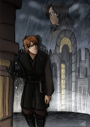 SW - Come Feed The Rain by Renny08