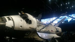 Space Shuttle Atlantis 2 by ludd1te