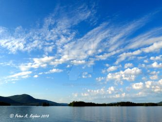 Lake George - May 30th, 2018  by peterkopher